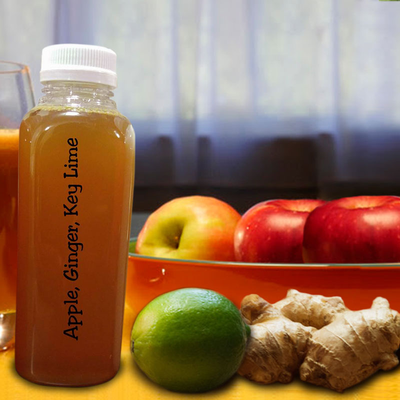 Apple Ginger Juice