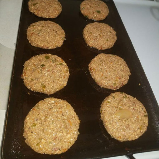 Walnut Patties
